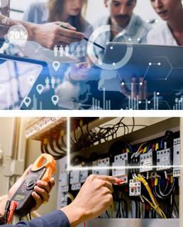 installateur integrateur de solutions électriques
