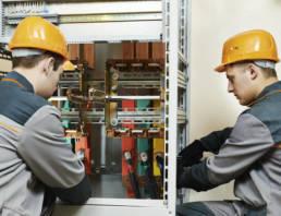 installation électrique tertiaire et industriel - haute tension